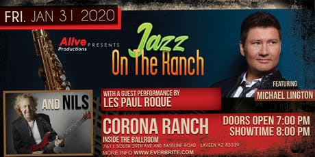 JAZZ ON THE RANCH tickets