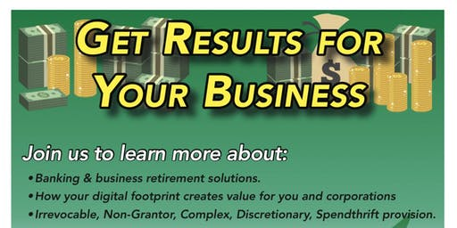Get Results for Your Business
