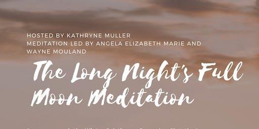 Long Night's Full Moon Meditation