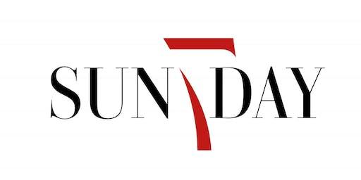 7Sunday's Frames & Sneaker Gala 1 Year Anniversary