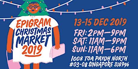 Epigram Christmas Market tickets