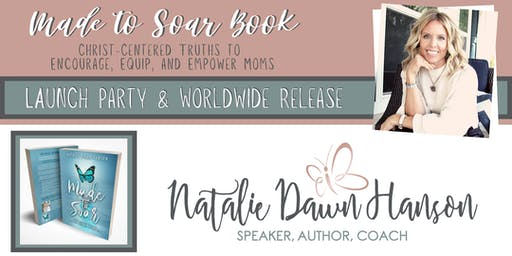 Made to Soar Book Launch Party