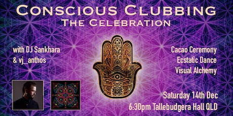 Conscious Clubbing - The Celebration tickets