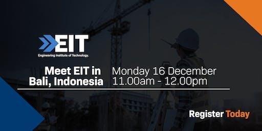 Meet EIT in Bali, Indonesia