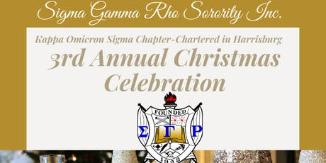 3rd Annual Christmas Celebration tickets