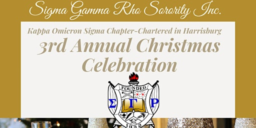 3rd Annual Christmas Celebration
