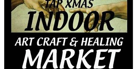 Indoor Xmas Art & Healing Market tickets