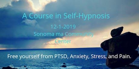 Copy of Self-Hypnosis Course tickets