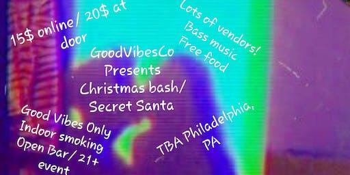 Christmas Bash / Secret Santa