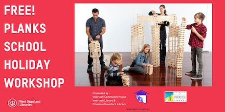 Free School Holiday Activity: Planks Workshop tickets