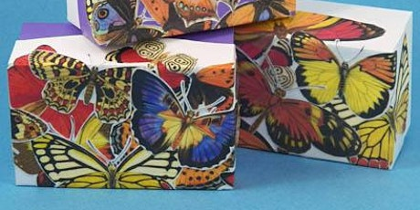 January Holiday Program: Decoupage treasure chest - Forster tickets