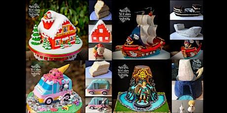 4 days 3D Cake Kids Winter Camp tickets