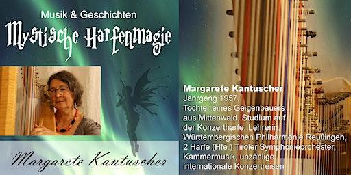 Mystische Harfenmusik & Geschichten mit Margarete Kantuscher