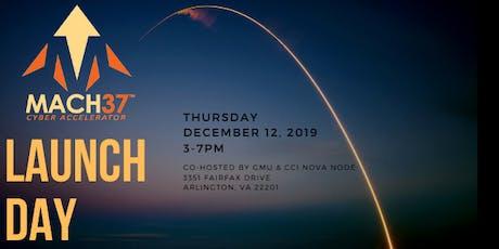 MACH37 Launch Day tickets