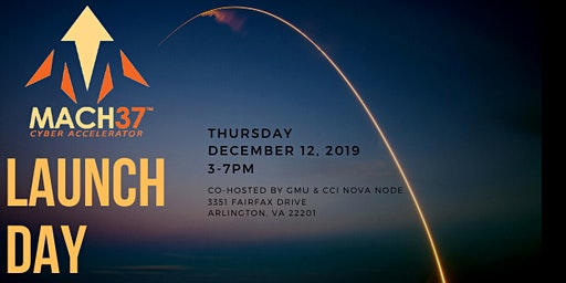 MACH37 Launch Day