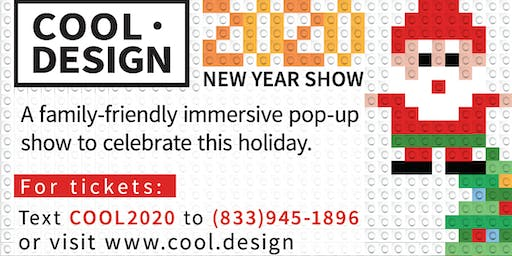 The Cool Design Christmas & New Year Show