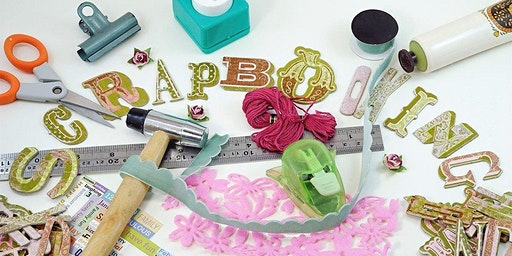 January Holiday Program: Scrapbooking workshop - Forster
