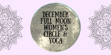 Full Moon Women's Circle & Yoga tickets
