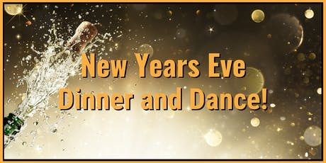 NYE Dinner and Dance tickets