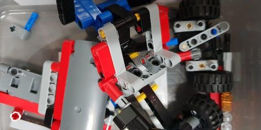 Lego Boost and Technics (Cessnock)