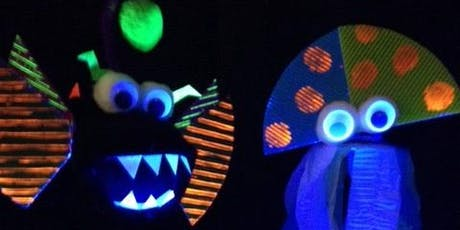 UV Puppets Craft & Show! - Summer Holiday Program @ Campbelltown Library tickets