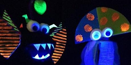 UV Puppets Craft & Show! - Summer Holiday Program @ Campbelltown Library tickets