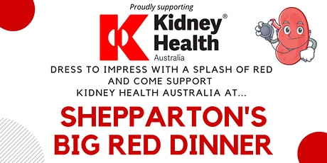 Shepparton's BIG Red Dinner tickets