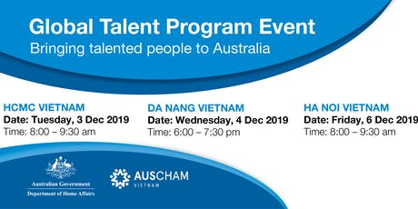 Ha Noi- Global Talent Program Event – Bringing talented people to Australia tickets