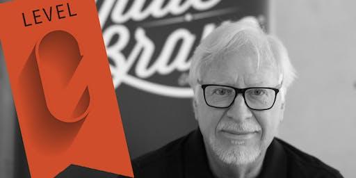 Brand Masterclass Workshop w/ Branding expert Marty Neumeier *LA*