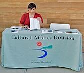 Santa Monica Cultural Affairs logo