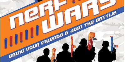 Nerf Wars Parents Night Out- Weston/Davie