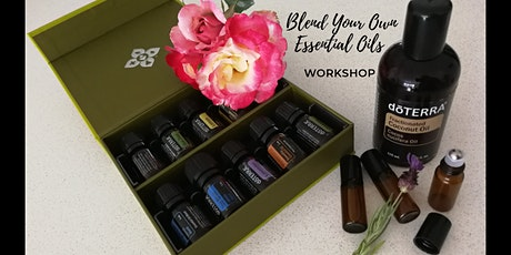 Blend Your Own Pure-fume Rollers with Essential Oils - Perfect DIY Christmas Presents! tickets
