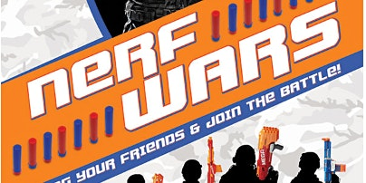 Nerf Wars Parents Night Out- Pembroke Pines