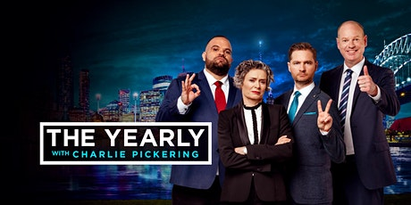The Yearly with Charlie Pickering tickets