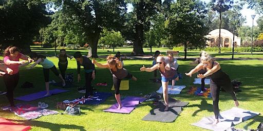 Yoga & Meditation for beginners