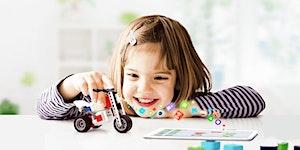 机器人和编程启蒙教育假期班 5 - 9 岁 (两天)