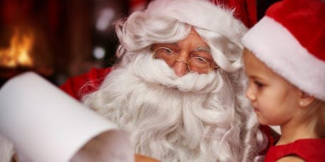 Sensitive Santa tickets