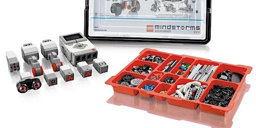 机器人搭建和编程假期班 9 - 14 岁 (两天)