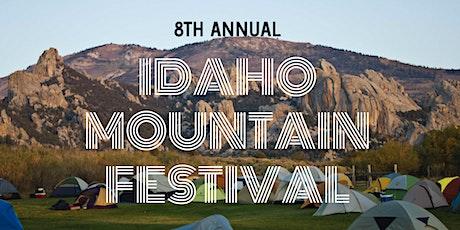 Idaho Mountain Festival 2021 - An all-inclusive climbing festival tickets