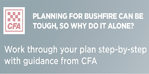 Monbulk CFA - Bushfire Planning Workshop