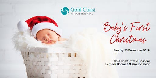 Gold Coast Private Maternity's 'Baby's First Christmas' Celebration