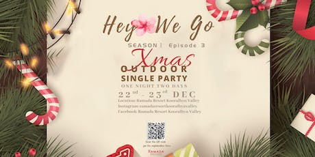 Singles Event|'Hey! We Go' Outdoor Singles Party tickets