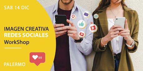 Marketing Digital - Imagen Creativa en Redes Sociales entradas