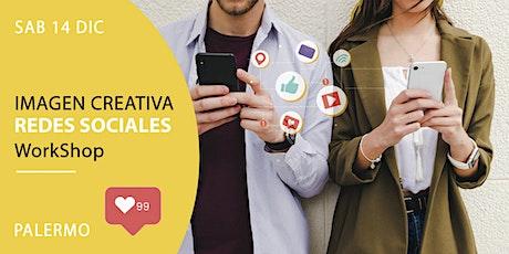 Marketing Digital - Imagen Creativa en Redes Sociales entradas