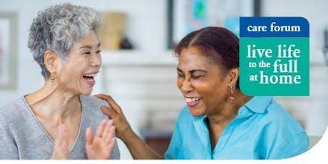 CatholicCare Seniors Care Forum tickets