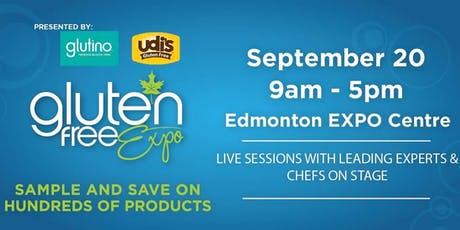Gluten Free Expo Edmonton - September 20, 2020 tickets