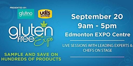 Gluten Free Expo Edmonton - September 20, 2020