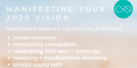 Manifestation Workshop, Cacao Ceremony,  Soundbath, Community Connections tickets