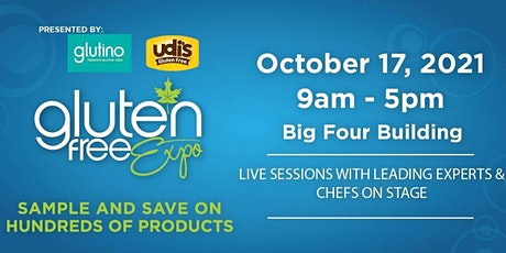 Gluten Free Expo Calgary - October 17, 2021 tickets