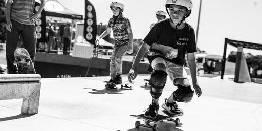 Jindera Skatepark Opening